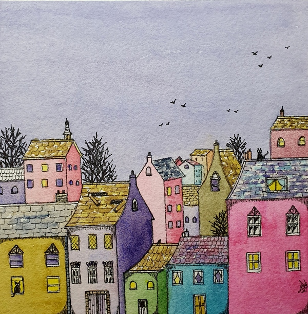 Fiona Hayes Little Houses resize